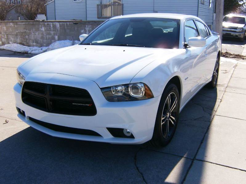 2014 Dodge Charger AWD R/T 4dr Sedan - Alpena MI
