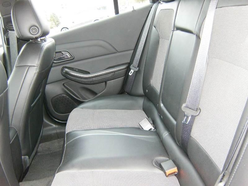 2015 Chevrolet Malibu LT 4dr Sedan w/1LT - Alpena MI