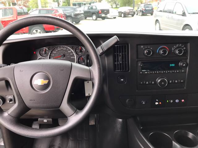 2017 Chevrolet Express Cargo 2500 3dr Extended Cargo Van - Alpena MI