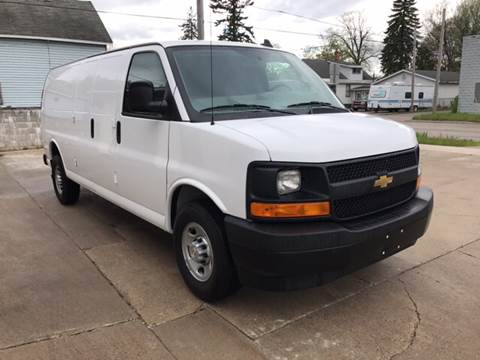 2017 Chevrolet Express Cargo for sale in Alpena, MI
