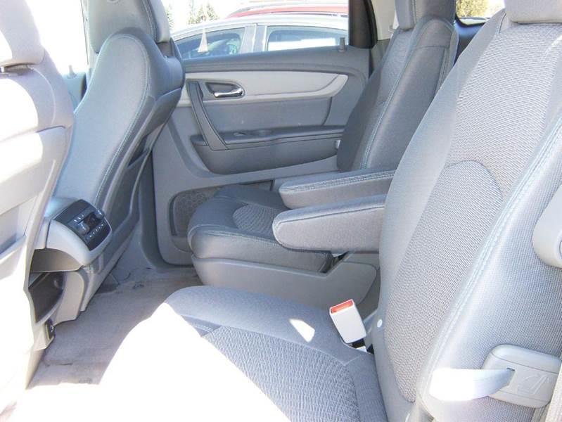 2017 Chevrolet Traverse AWD LT 4dr SUV w/2LT - Alpena MI