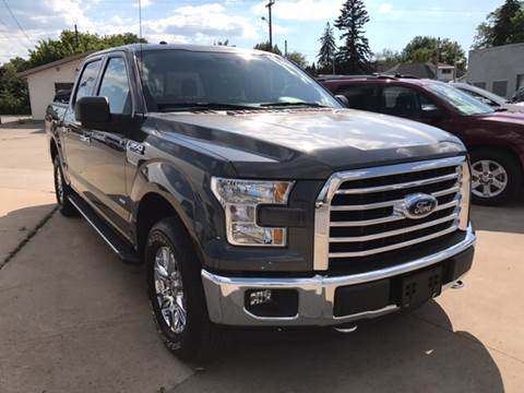 2015 Ford F-150 for sale in Alpena, MI