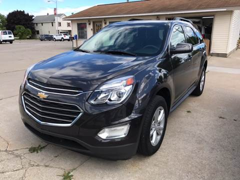2016 Chevrolet Equinox for sale in Alpena, MI