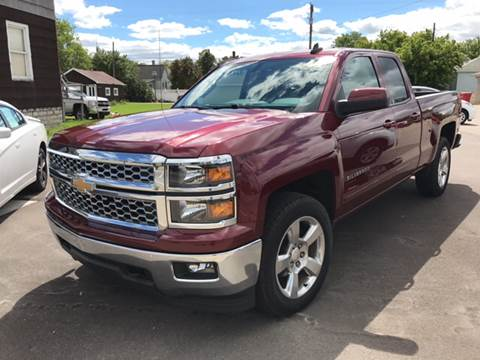 2015 Chevrolet Silverado 1500 for sale in Alpena, MI