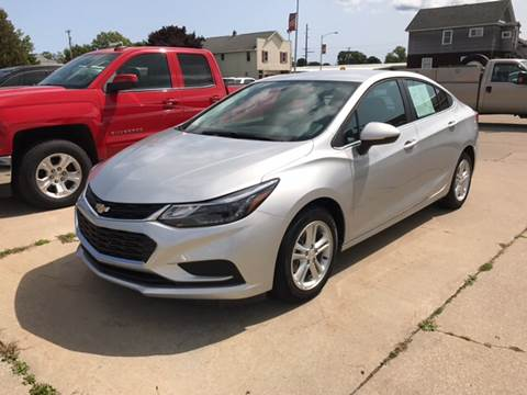 2017 Chevrolet Cruze for sale in Alpena, MI