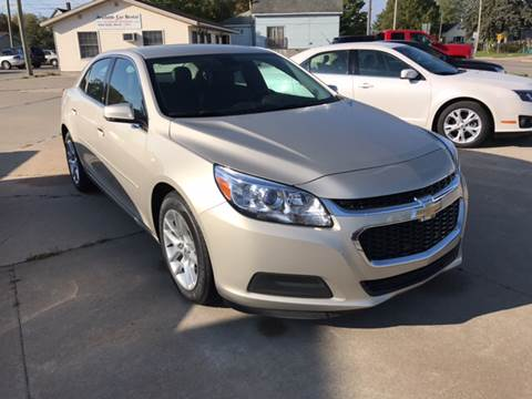 2016 Chevrolet Malibu Limited for sale in Alpena, MI