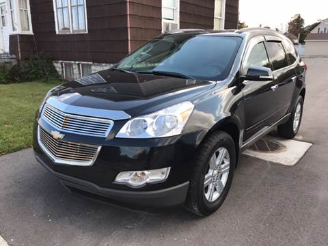 2012 Chevrolet Traverse for sale in Alpena, MI