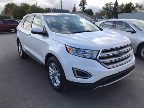 2017 Ford Edge for sale in Alpena, MI
