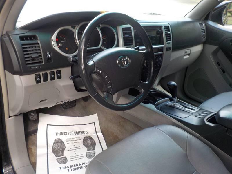 2004 Toyota 4Runner SR5 4dr SUV - Alpharetta GA