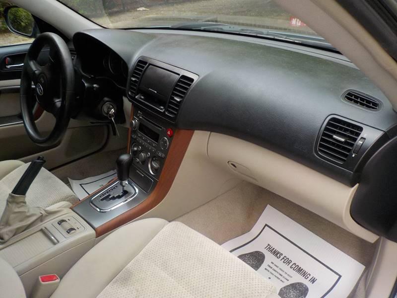 2006 Subaru Outback AWD 2.5i Special Edition 4dr Wagon - Alpharetta GA