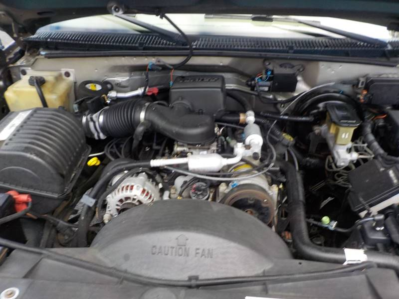 2000 chevy 2500 engine