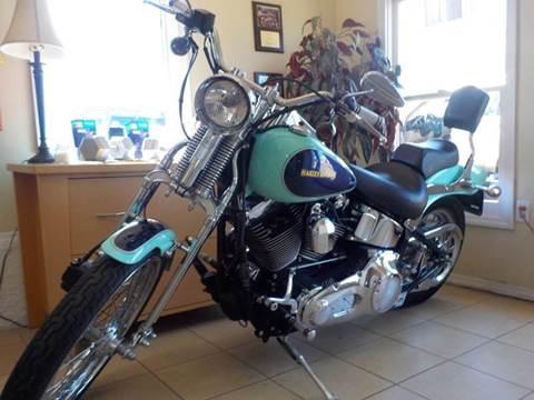 2002 Harley-Davidson FXSTS for sale in Alpharetta, GA