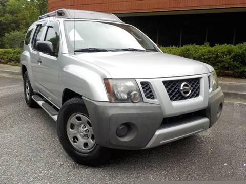 2010 Nissan Xterra for sale in Alpharetta, GA