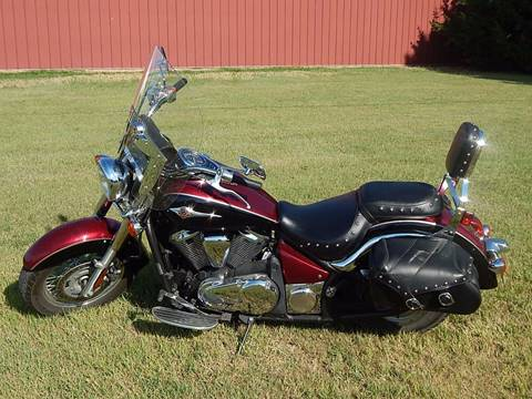 2010 Kawasaki Vulcan 900 Classic Limited for sale in Smith Center, KS