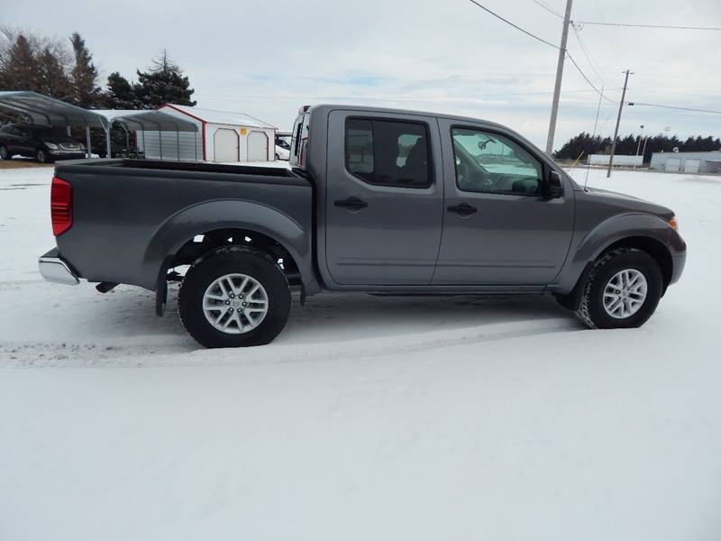 used for sv sale truck lifted nissan frontier