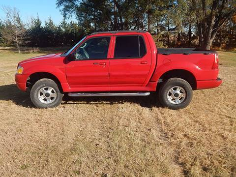 2005 Ford Explorer Sport Trac for sale in Smith Center, KS