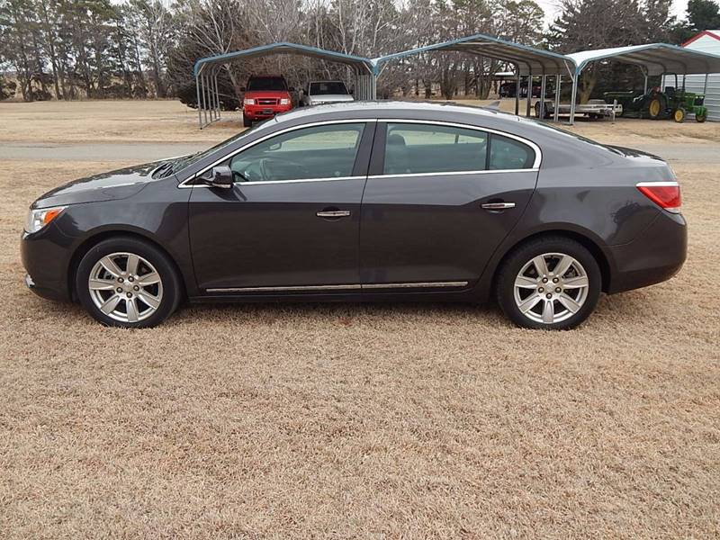 2013 Buick LaCrosse for sale at Wheels Unlimited in Smith Center KS