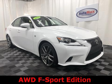 Lexus Is 350 For Sale In Massachusetts Carsforsale Com