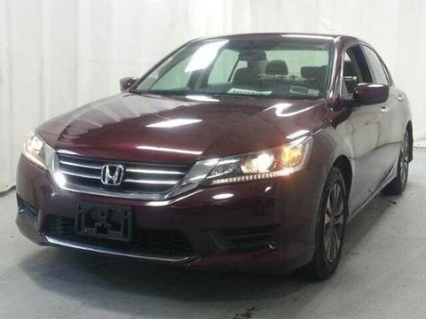 2013 Honda Accord for sale in Framingham, MA