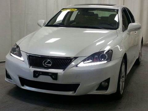 2012 Lexus IS 250 for sale in Framingham, MA
