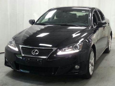 2011 Lexus IS 250 for sale in Framingham, MA