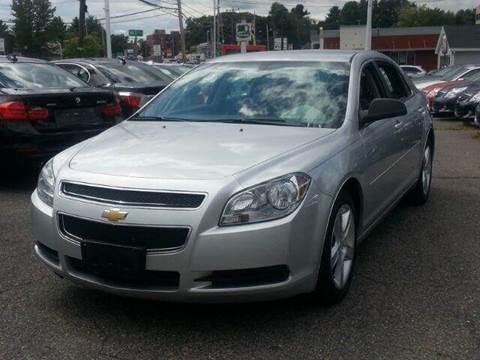 2012 Chevrolet Malibu for sale in Framingham, MA