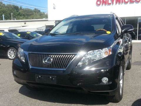 2011 Lexus RX 350 for sale in Framingham, MA