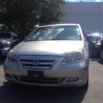 2007 Honda Odyssey for sale in Framingham, MA