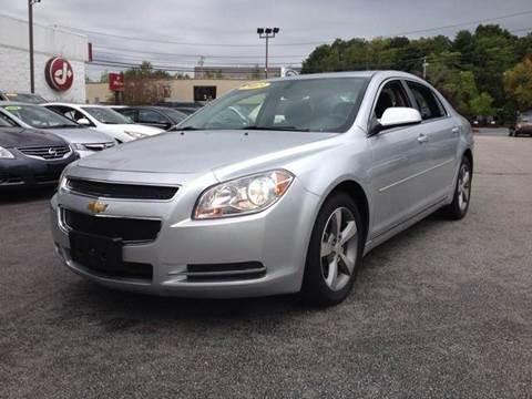 2011 Chevrolet Malibu for sale in Framingham, MA