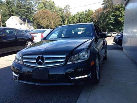 2013 Mercedes-Benz C-Class for sale in Framingham, MA