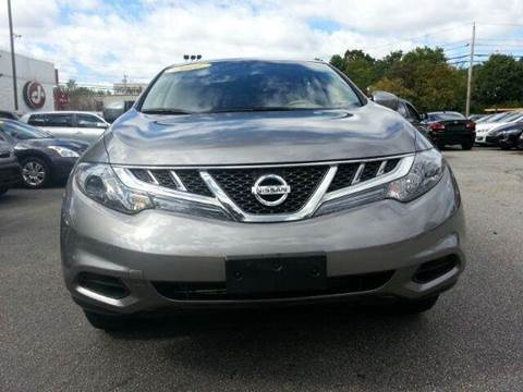 2011 Nissan Murano for sale in Framingham, MA