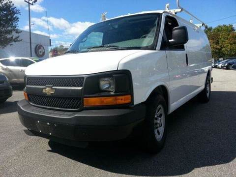 2012 Chevrolet Express Cargo for sale in Framingham, MA