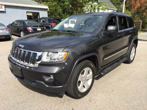 2011 Jeep Grand Cherokee for sale in Framingham, MA
