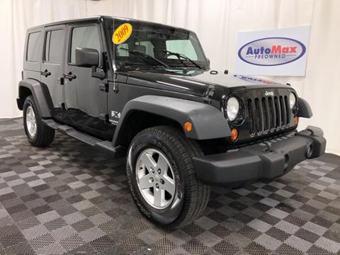 2009 Jeep Wrangler Unlimited for sale in Framingham, MA