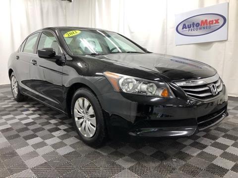 2012 Honda Accord for sale in Framingham, MA