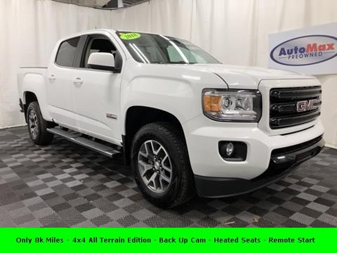 2018 GMC Canyon for sale in Framingham, MA