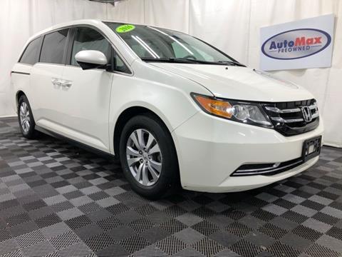 2016 Honda Odyssey for sale in Framingham, MA