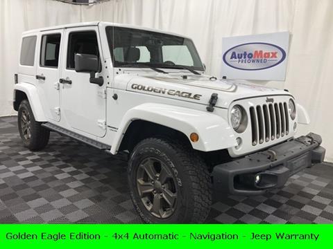 2018 Jeep Wrangler JK Unlimited for sale in Framingham, MA