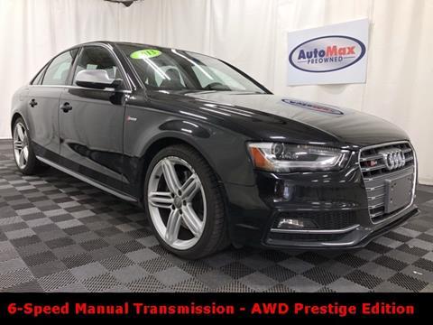 2013 Audi S4 for sale in Framingham, MA