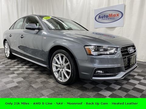 2016 Audi A4 for sale in Framingham, MA