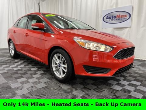 2017 Ford Focus for sale in Framingham, MA