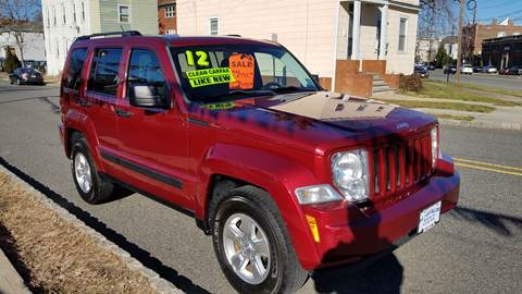 2012 Jeep Liberty for sale in Belleville, NJ