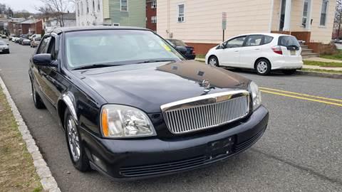 2004 Cadillac DeVille for sale in Belleville, NJ