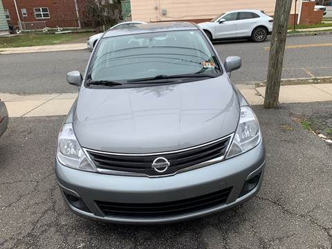 2012 Nissan Versa 1.8 S for sale at Big T's Auto Sales in Belleville NJ