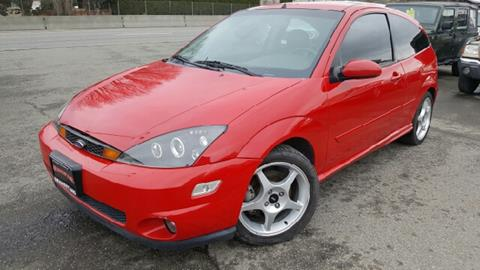 2003 Ford Focus SVT for sale in Kennewick, WA