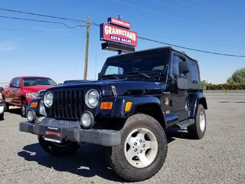 2002 Jeep Wrangler for sale in Kennewick, WA