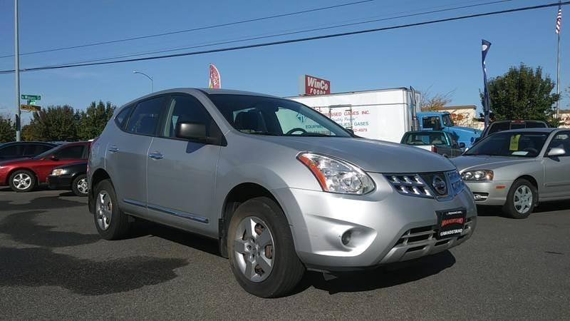 2011 Nissan Rogue AWD S 4dr Crossover In Kennewick WA  Grandstand