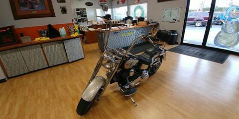 1998 Harley-Davidson Softtail