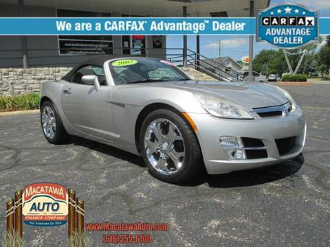 2007 Saturn SKY for sale in Holland, MI