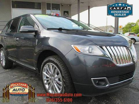 2014 Lincoln MKX for sale in Holland, MI
